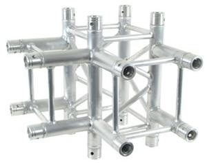 4-Way 90 Degree Square Truss Section (21lbs)