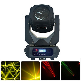 Super Beam 4*25w Moving Head Light Led Mini Stage Disco Dj Dmx Lamp lumiere Gobo