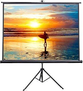 6Elite screens- Tripod series 120 6 x 8