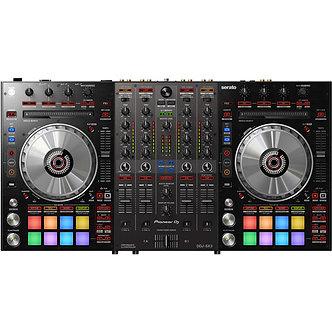 Pioneer DJ DDJ-SX3 Serato 4-channel DJ controller