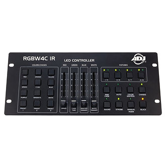 American DJ RGBW4C 4 Channel DMX Light Controller