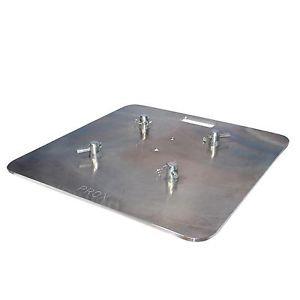 24'' x 24'' (15lbs) Aluminum Base Plate