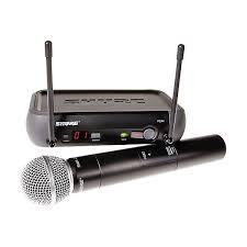 Shure PGX4/SM58 Wireless Microphone