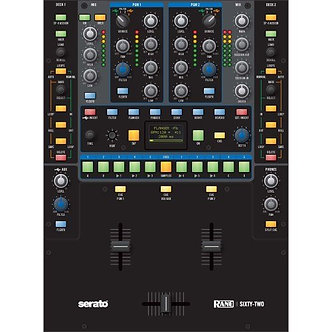 Rane sixtyTwo Performance (4 Channel)