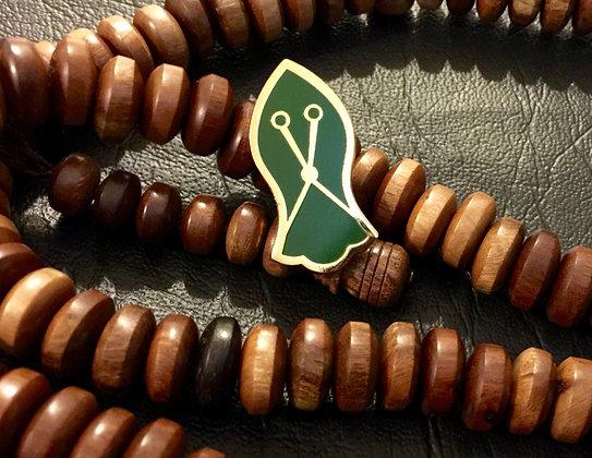 Green Nalain Badge