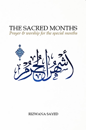 The Sacred Months