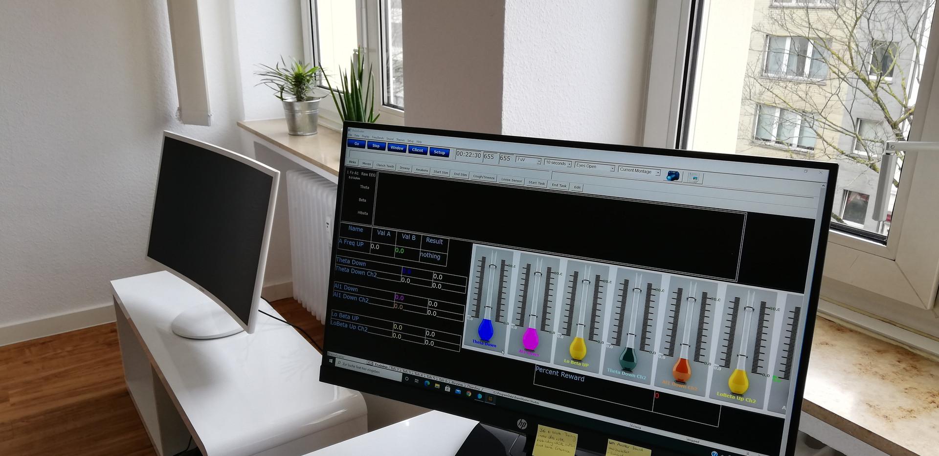 Neurofeedback-PC