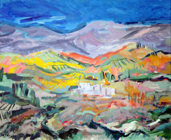 Vallée en Argolide