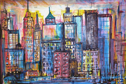 New York composition 1