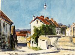 Ancienne route de Pontoise