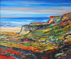 La mer à Dunnet Head
