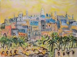 La Médina aux palmiers, Fez