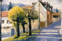 La maison de Daubigny à Auvers