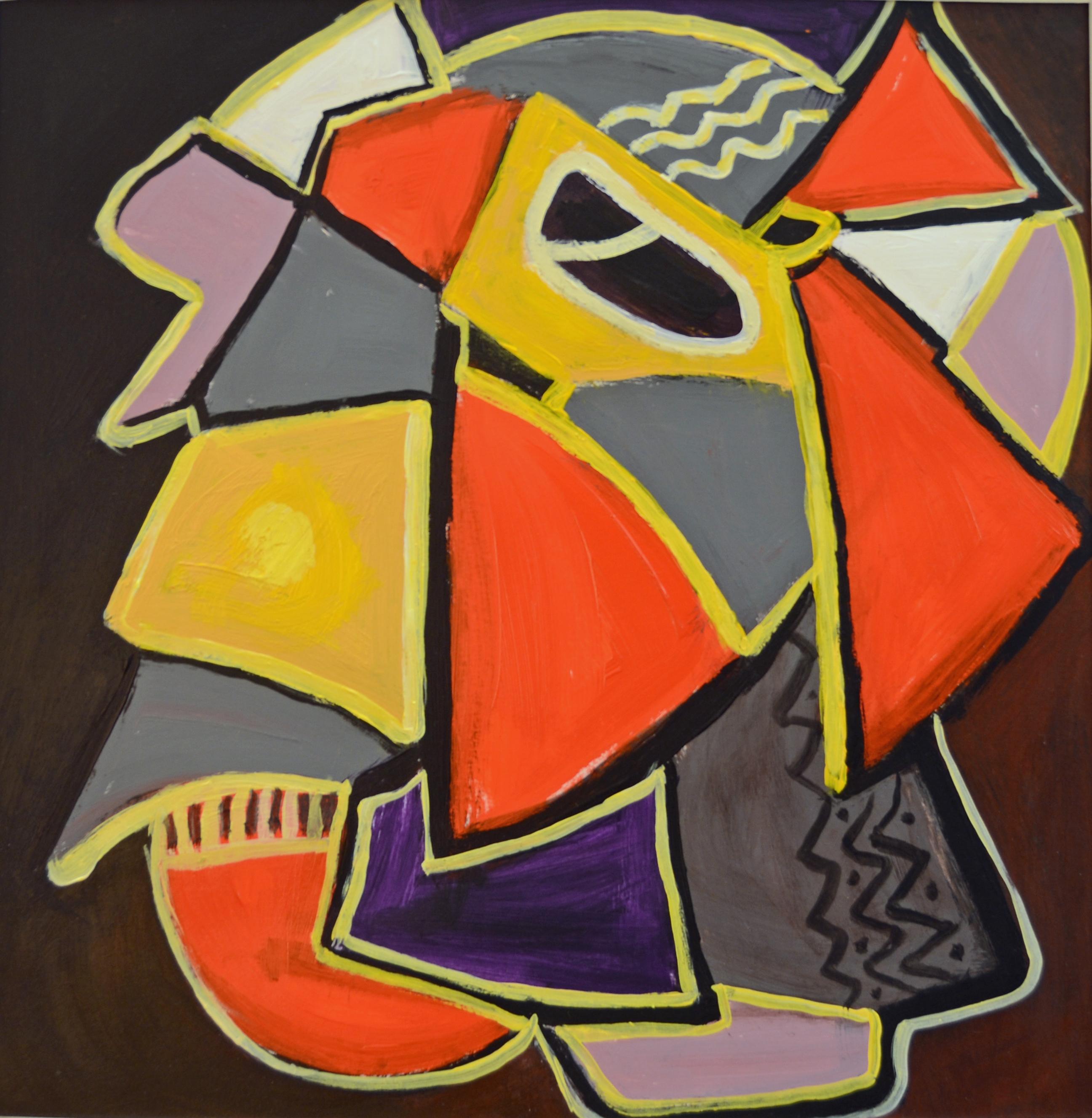 Le casque du Samurai