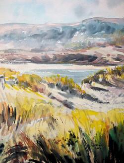 La Canche entre les dunes
