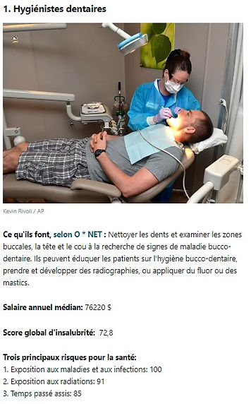 hygienistes dentaires desinfection plasma froid
