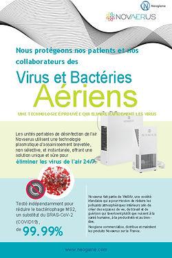 Neogiene - Support poster 30x45 Novaerus