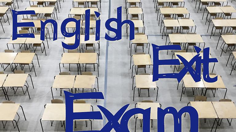 English Exit Exam Public Class