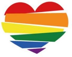 Pride Heart Tattoos