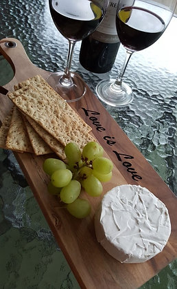 Cheese Board - Love is Love