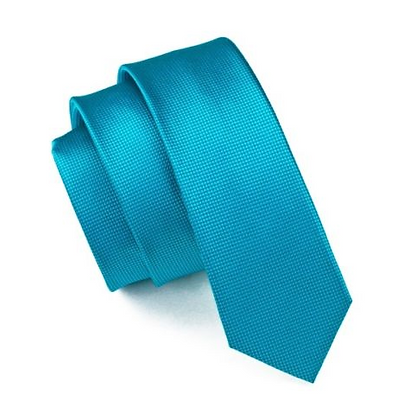 Tie - Silk Collection - Turquoise