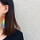 Thumbnail: Pride Chain Earrings
