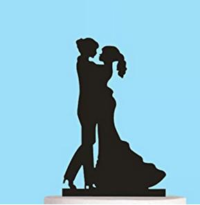 Lesbian Cake Topper -The Dance