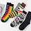 Thumbnail: Pride Cotton Socks - Black