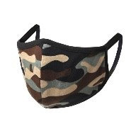 Lightweight Army Face Mask