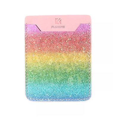 Rainbow card holder for Mobile
