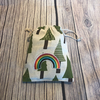 Pride Christmas Tree Gift Bag (Sml)