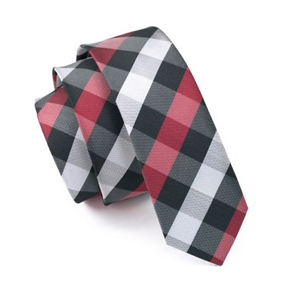Tie - Silk Collection - Tartan