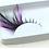Thumbnail: Feather False Eyelashes (Purple)