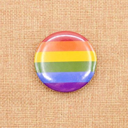 Pride Round Button Badge