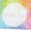 Thumbnail: Card - Thank You - Colours - Pack of 5