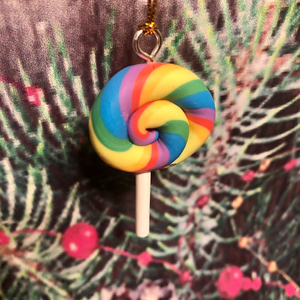 Christmas Pride Lollipops