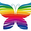 Thumbnail: Pride Butterfly Tattoos