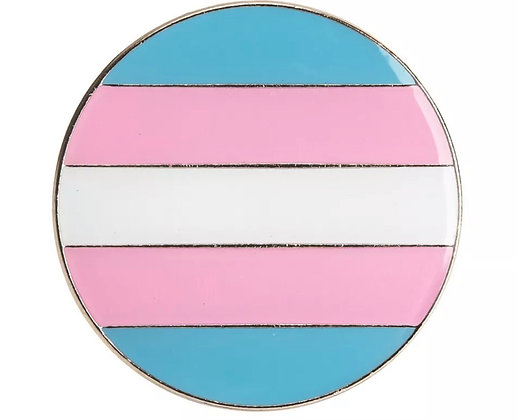 Transgender Round Badge
