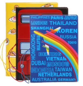 Pride Passport Holder