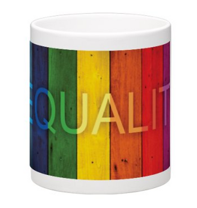 Mug - Equality Stripes