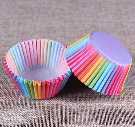 Pride Cupcake Liners
