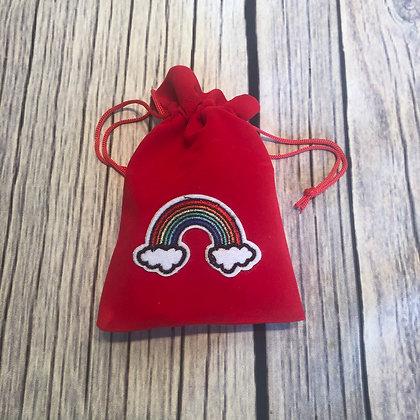 Pride Red Gift Bag (Sml)