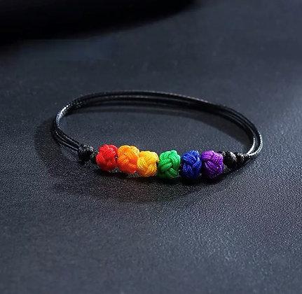 Pride Knot Bracelet