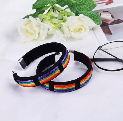 Pride Weave Bracelet
