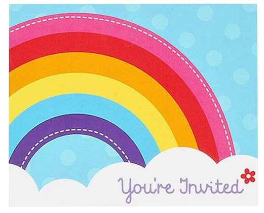 Pride Party Invitations