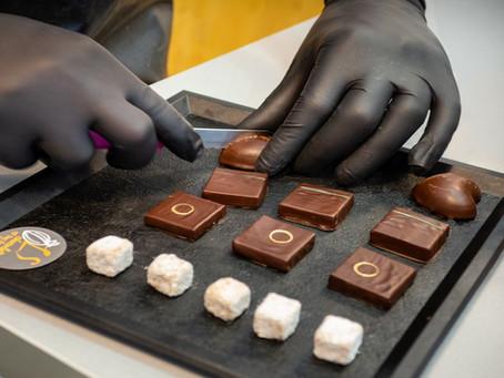 Découvrez la nouvelle balade de   Praline et Rosette, le Choco'Lyon,   100% chocolat et 100% Lyon