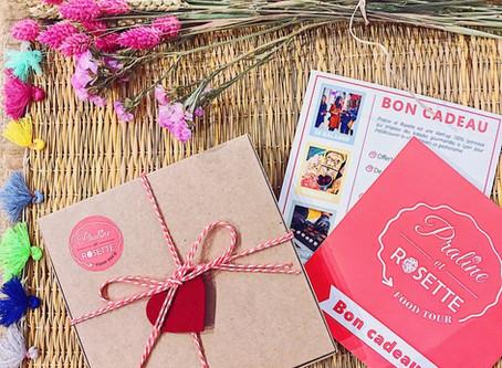 """Box cadeau Praline et Rosette  """"Spéciale Fête des Mères"""""""