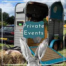 Gin Hare Private Events