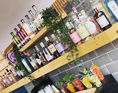 Gin Hare Bar