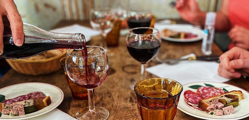 Praline et Rosette, balade gourmande, Very Gone Trip, La Meunière, bouchon lyonnais.jpg